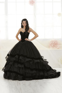 Quinceanera Dress 26907 House of Wu