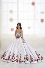Quinceanera Dress 26908 House of Wu