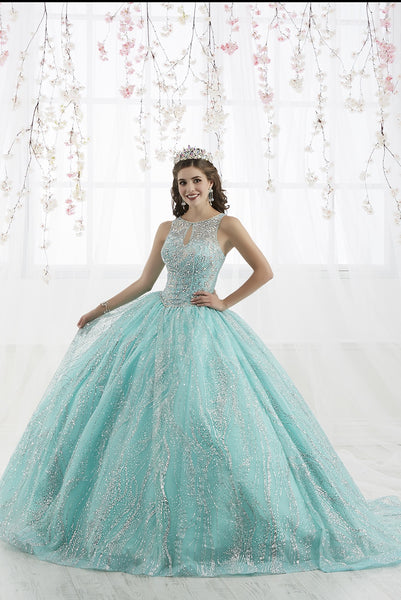 Quinceanera Dress 26915 House of Wu