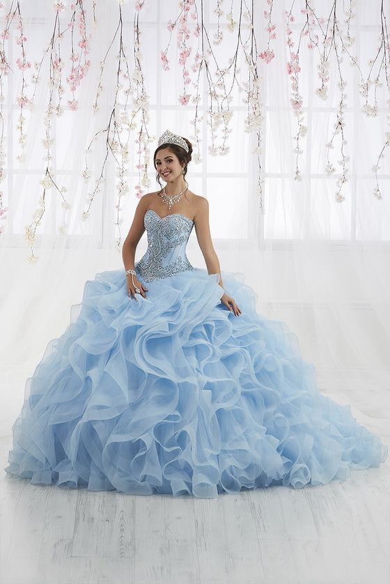 Quinceanera Dress 26916 House of Wu