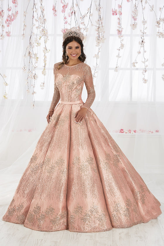 Quinceanera Dress 26917 House of Wu