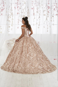 Quinceanera Dress 26919 House of Wu