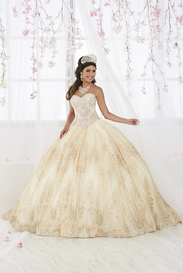 Quinceanera Dress 26920 House of Wu