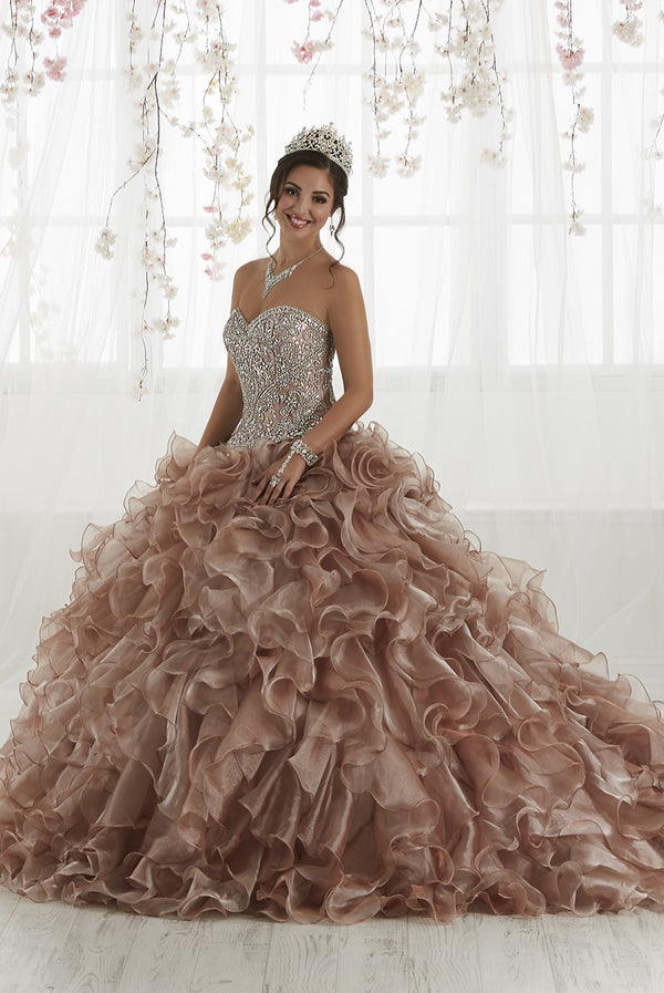 Quinceanera Dress 26924 House of Wu