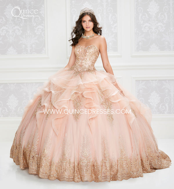 Princesa Dress PR12011 by Arianna Vara