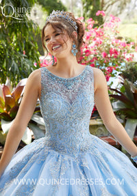 VALENCIA  BY MORI LEE 60122 QUINCEANERA DRESS