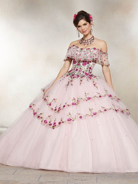 VALENTINA BY MORI LEE 34004 QUINCEANERA DRESS