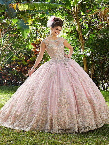 VALENTINA BY MORI LEE 34013 QUINCEANERA DRESS