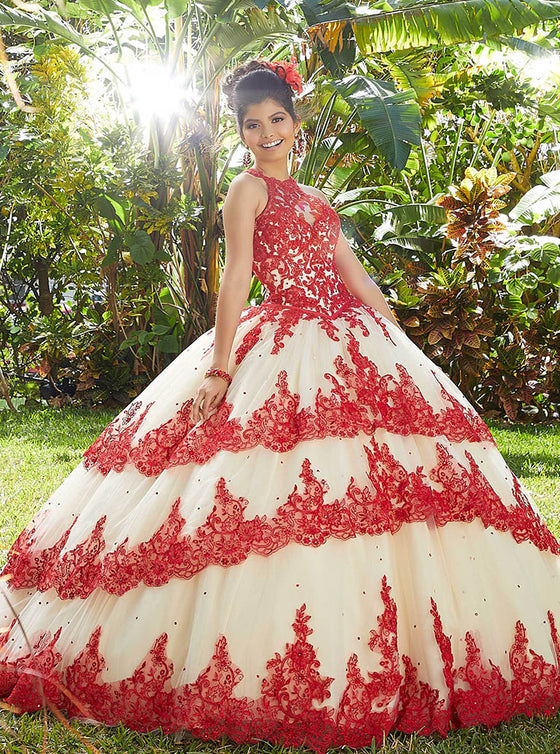 VALENTINA BY MORI LEE 34014 QUINCEANERA DRESS