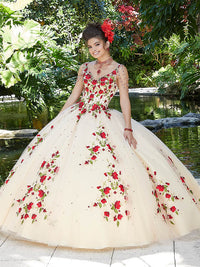 VALENTINA BY MORI LEE 34016 QUINCEANERA DRESS