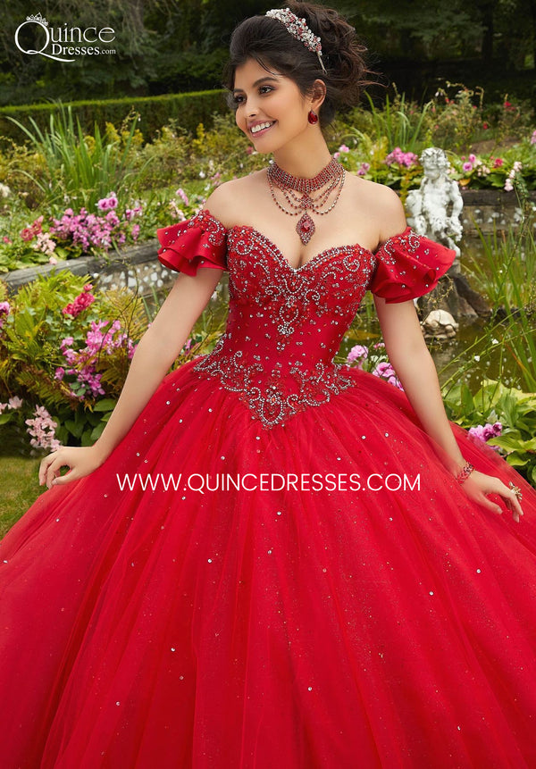 VALENCIA  BY MORI LEE 60109 QUINCEANERA DRESS