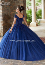 VALENCIA  BY MORI LEE 60091 QUINCEANERA DRESS