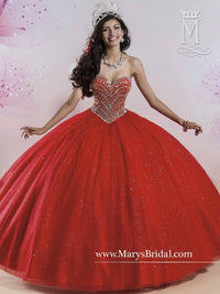 Princess Collection S16-4Q408 Marys Quinceanera