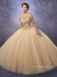 Princess Collection S17-4Q496 Marys Quinceanera
