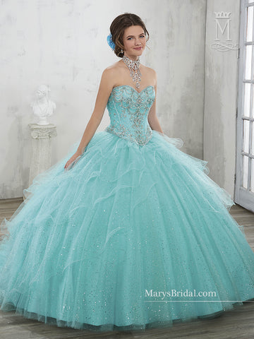 Princess Collection F17-4Q501  Marys Quinceanera