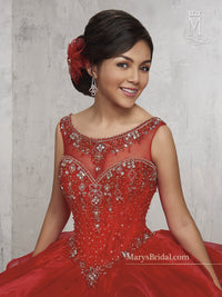 Princess Collection F17-4Q513  Marys Quinceanera