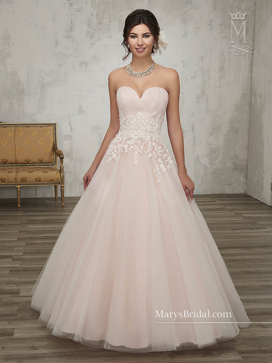 Princess Collection F17-4Q515   Marys Quinceanera