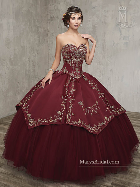 Princess Collection F17-4Q516   Marys Quinceanera