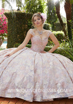 VALENTINA BY MORI LEE 34031 QUINCEANERA DRESS