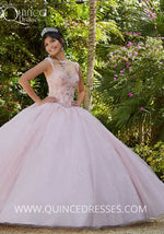 VALENCIA  BY MORI LEE 60126 QUINCEANERA DRESS