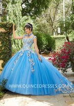 VALENCIA  BY MORI LEE 60123 QUINCEANERA DRESS