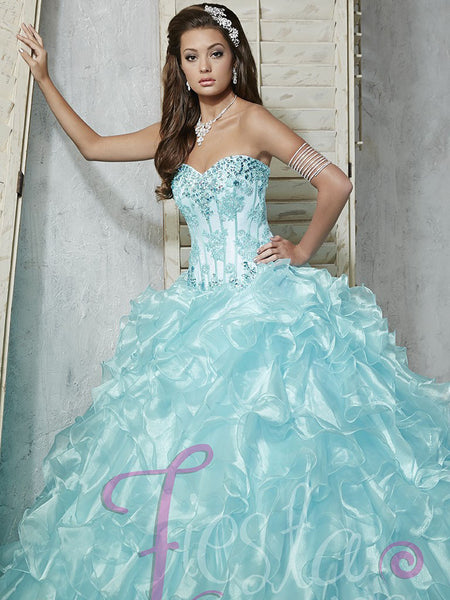 Fiesta Gowns 56273 by House of Wu