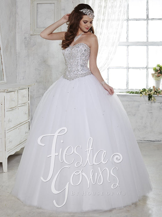 Fiesta Gowns 56276 by House of Wu