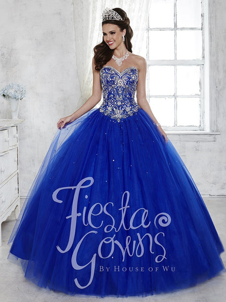 Fiesta Gowns 56281 by House of Wu
