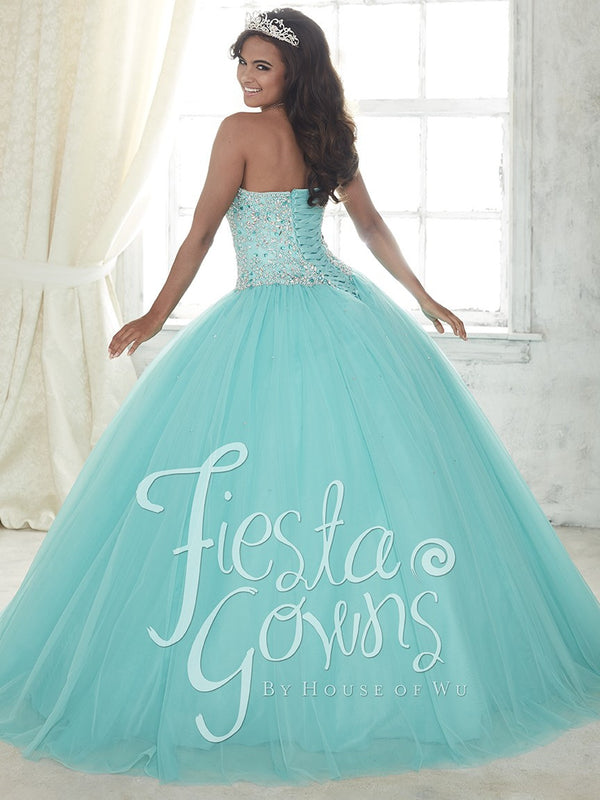 Fiesta Gowns 56300 by House of Wu