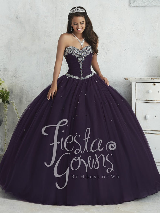 Fiesta Gowns 56310 by House of Wu