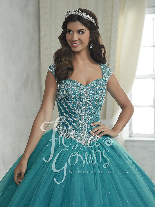 Fiesta Gowns 56312 by House of Wu