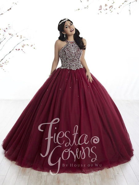 Fiesta Gowns 56316 by House of Wu
