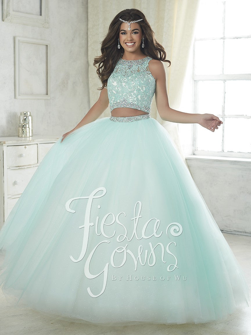 Fiesta Gowns 56317 by House of Wu - QuinceDresses.com