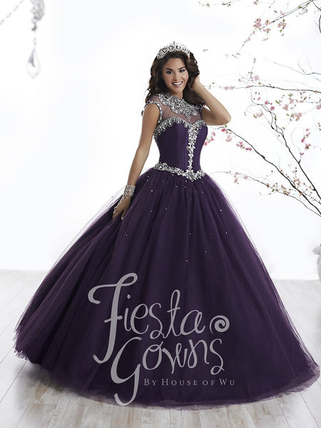 Fiesta Gowns 56324 by House of Wu