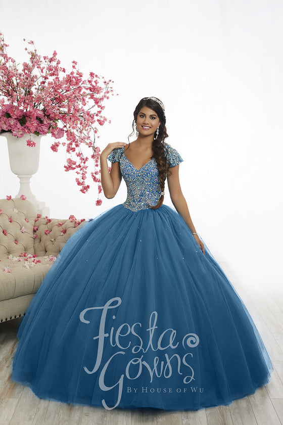Fiesta Gowns 56335 by House of Wu