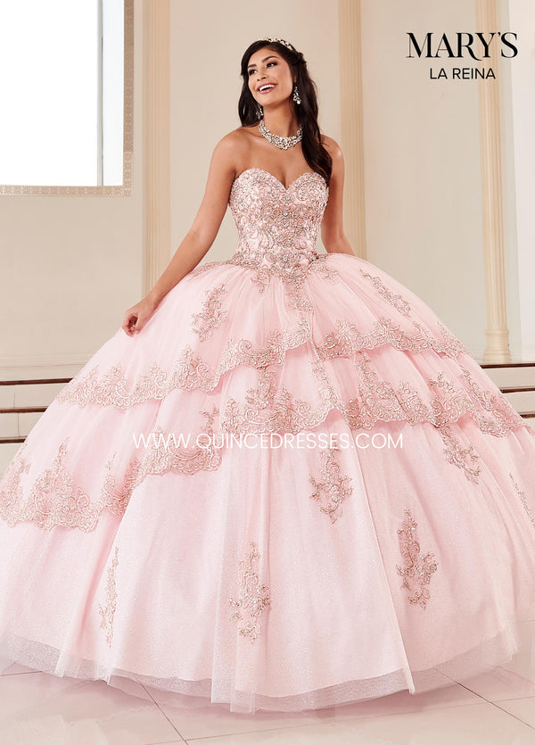 MQ2114 Marys Quinceanera