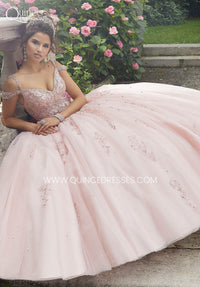 VIZCAYA BY MORI LEE 89267 QUINCEANERA DRESS