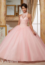 VALENCIA  BY MORI LEE 60004 QUINCEANERA DRESS