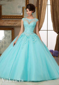 VALENCIA  BY MORI LEE 60006 QUINCEANERA DRESS