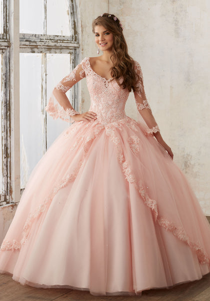 VALENCIA  BY MORI LEE 60015 QUINCEANERA DRESS