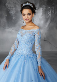 VALENCIA  BY MORI LEE 60052 QUINCEANERA DRESS