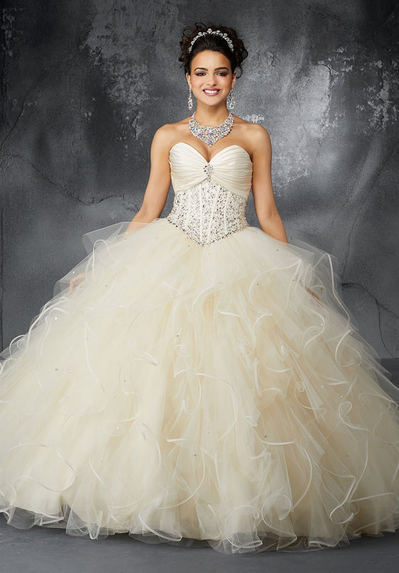 VALENCIA  BY MORI LEE 60053 QUINCEANERA DRESS