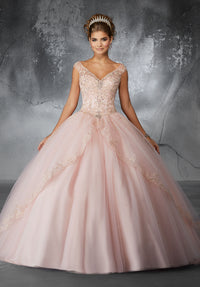 VALENCIA  BY MORI LEE 60054 QUINCEANERA DRESS