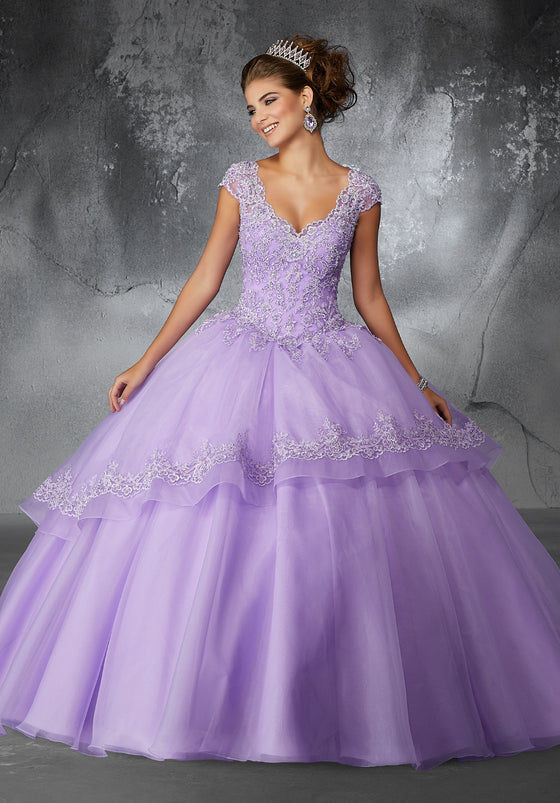 VALENCIA  BY MORI LEE 60055 QUINCEANERA DRESS