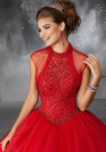 VALENCIA  BY MORI LEE 60056 QUINCEANERA DRESS