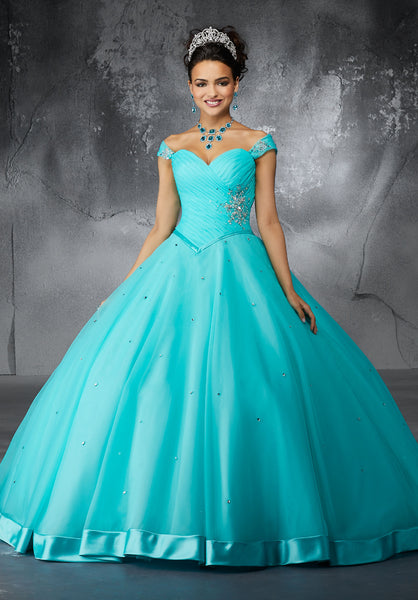 VALENCIA  BY MORI LEE 60057 QUINCEANERA DRESS