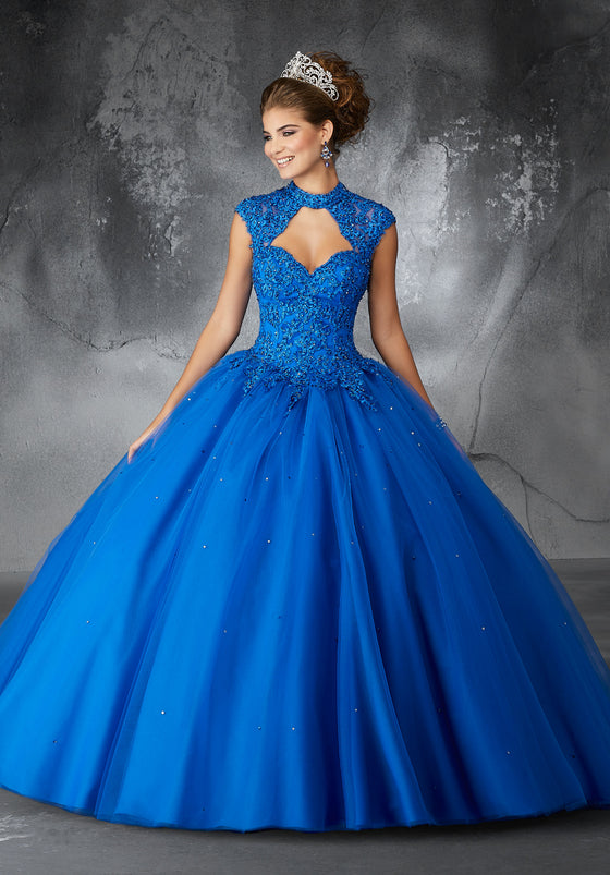 Quinceanera Dress 60058 Valencia Collection
