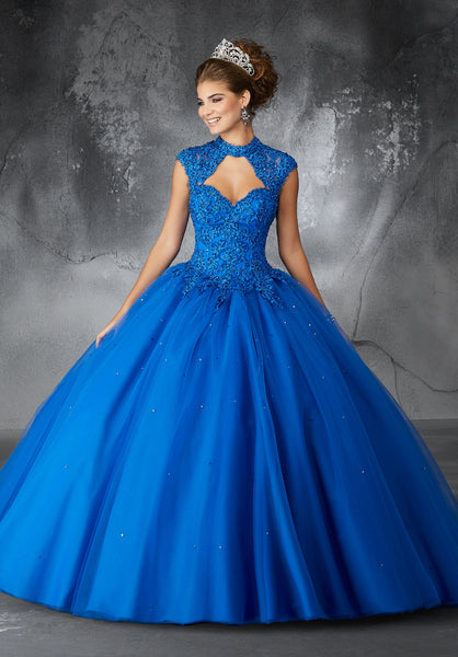 VALENCIA  BY MORI LEE 60058 QUINCEANERA DRESS