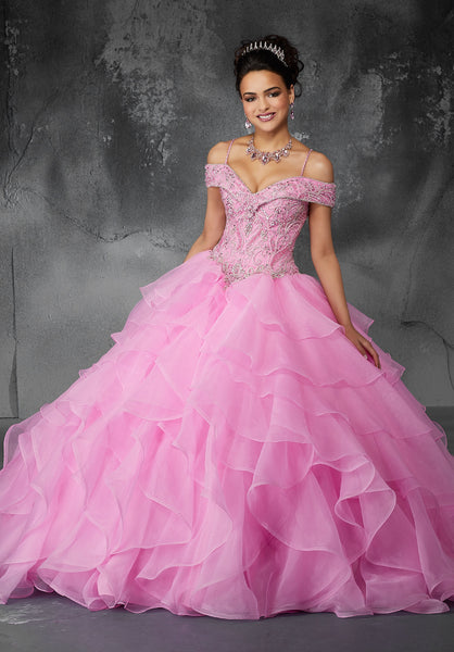 Quinceanera Dress 60059 Valencia Collection