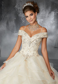 VALENCIA  BY MORI LEE 60059 QUINCEANERA DRESS